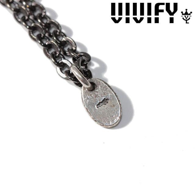 VIVIFY(ヴィヴィファイ)(ビビファイ) Rice Top(Antique finish) 【VIVIFY ネックレス】【VFN-283】【オーダーメイド ハンドメイド