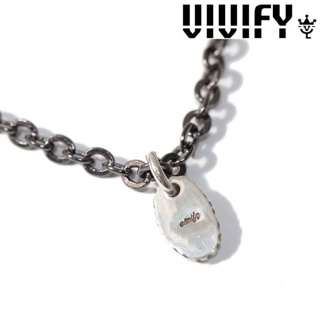 VIVIFY(ヴィヴィファイ)(ビビファイ) Rice Top(mirror finish) 【VIVIFY ネックレス】【VFN-285】【オーダーメイド ハンドメイド