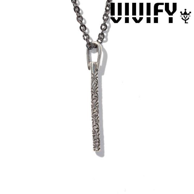 VIVIFY(ヴィヴィファイ)(ビビファイ) Arabesque Bar Necklace 【VIVIFY ネックレス】【VFN-287】【オーダーメイド ハンドメイド 受