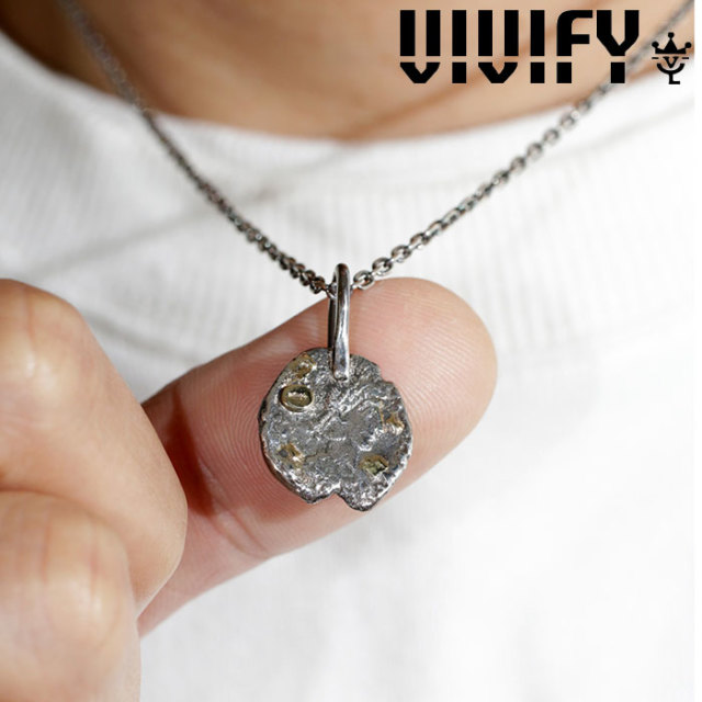 VIVIFY(ヴィヴィファイ)(ビビファイ) Ancient roman empire Coin Top w/gold 【VIVIFY ネックレス】【VFN-296】【オーダーメイド