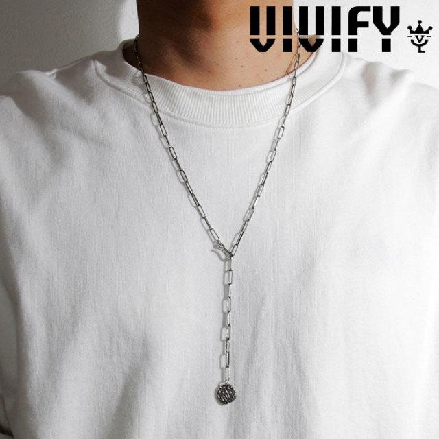 VIVIFY(ヴィヴィファイ)(ビビファイ) Ancient Coin Y Necklace 【VIVIFY ネックレス】【VFN-297】【オーダーメイド ハンドメイド