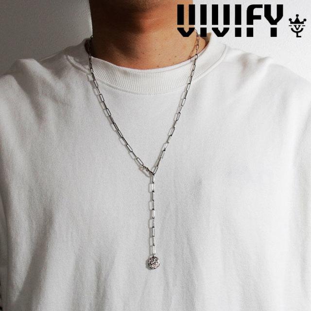 VIVIFY(ヴィヴィファイ)(ビビファイ) Ancient Coin Y Necklace w/gold 【VIVIFY ネックレス】【VFN-298】【オーダーメイド ハンド