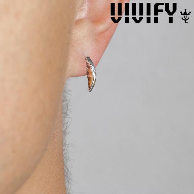 VIVIFY(ヴィヴィファイ)(ビビファイ) Ancient CutCoin Pierce w/gold 【VIVIFY ピアス】【VFP-280】【オーダーメイド ハンドメイド