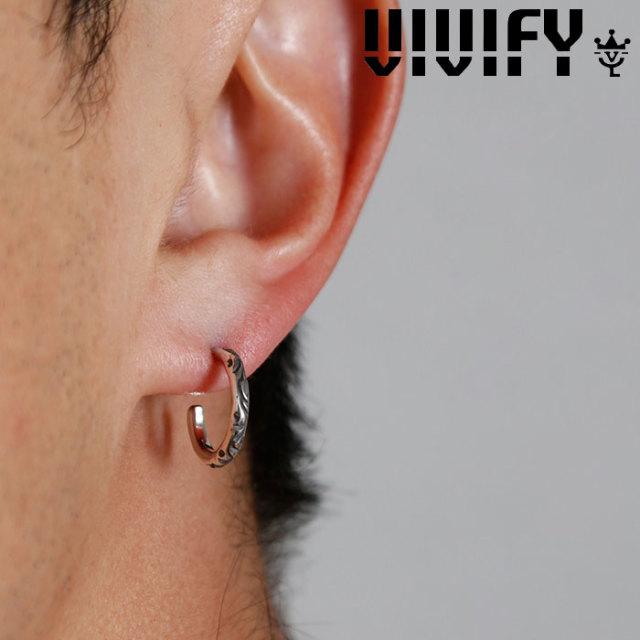 VIVIFY(ヴィヴィファイ)(ビビファイ) Onemake Arabesque Pierce(2mm body) 【VIVIFY ピアス】【VFP-255】【オーダーメイド ハンド