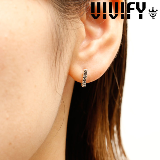VIVIFY(ヴィヴィファイ)(ビビファイ) Arabesque Bar Pierce 【VIVIFY ピアス】【VFPL-001】【レディース 女性用】【オーダーメイド