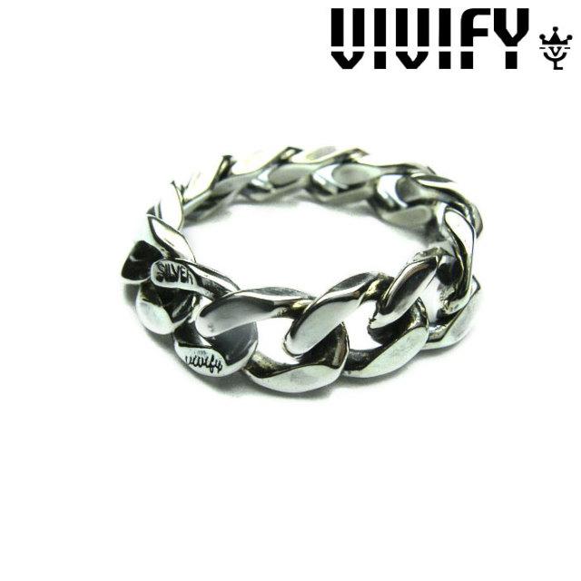 VIVIFY(ヴィヴィファイ)(ビビファイ) Cavalry Chain Ring 【VIVIFY リング】【VFR-096】【レディース 女性用】【オーダーメイド ハ