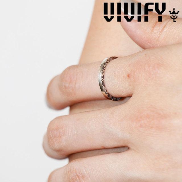 VIVIFY(ヴィヴィファイ)(ビビファイ) SideArabesque Ring 【VIVIFY リング】【VFR-130】【レディース 女性用】【オーダーメイド ハ