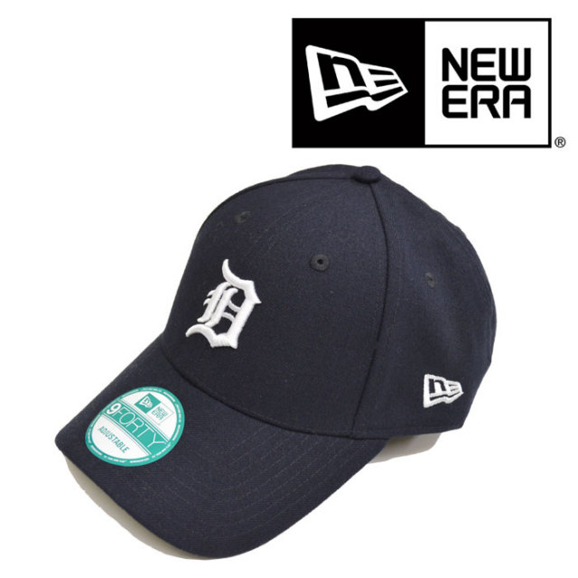 NEW ERA(ニューエラ) 9FORTY(Detroit Tigers) 【デトロイト・タイガース】【B.B CAP】 【即発送可能】 【NEW ERA キャップ】