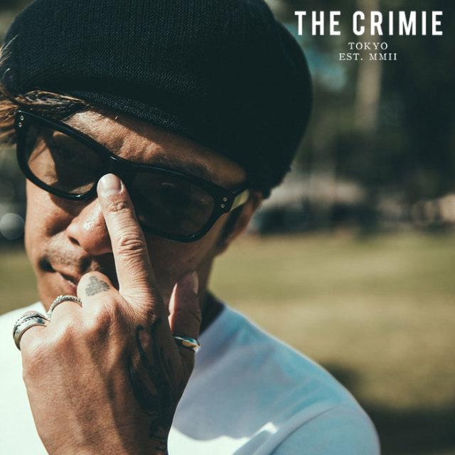 CRIMIE(クライミー) ROB BIKER SHADE 【サングラス グラサン 眼鏡 アメカジ オシャレ 定番 人気】【ケース付き】【CRA1-EW01-RB01