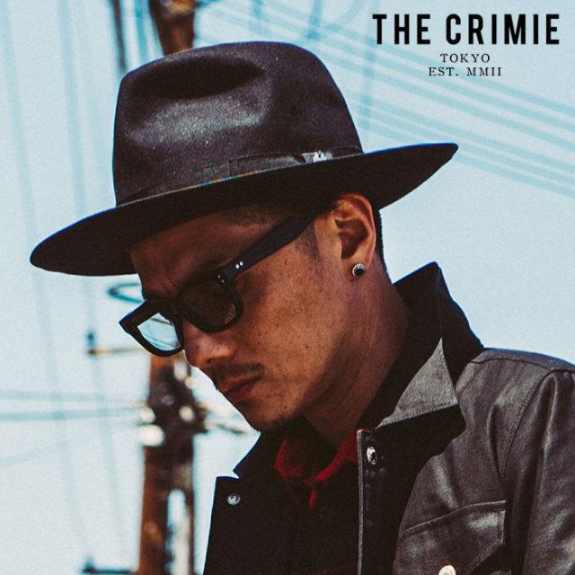 "CRIMIE(クライミー) ANTELOPE HAT 【""THE"" SERIES COLLECTION 先行予約】【定番商品】【キャンセル不可】【CRA1-HWHT-AL01】【アン"