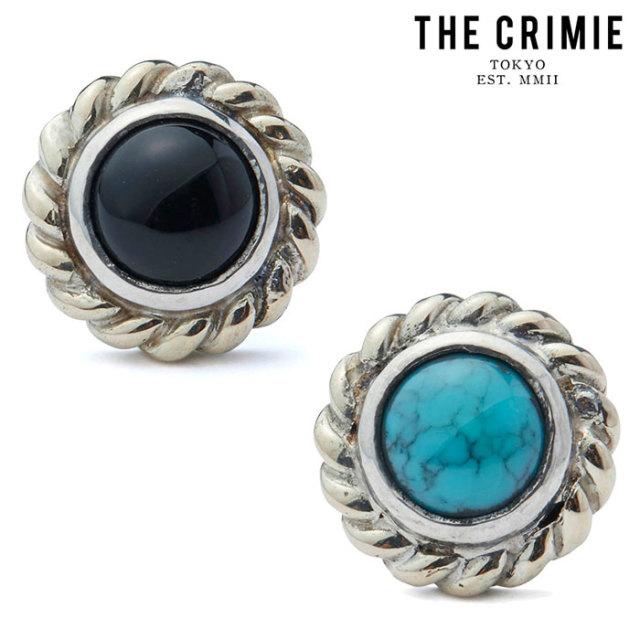 クライミー CRIMIE ストーン10Kゴールドピアス STONE 10K GOLD PIERCE CRA1-JW10-SP01 ピアス ゴールド オニキス 天然石 アクセサリ