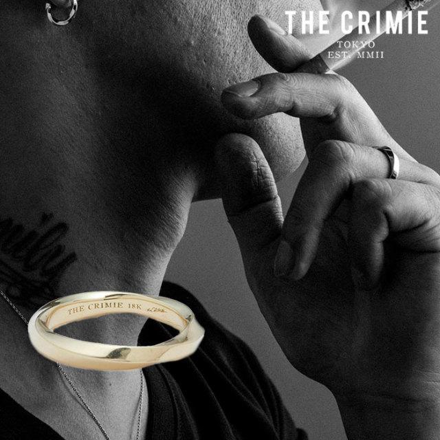 クライミー CRIMIE エタニティー18Kゴールドリング ETERNITY 18K GOLD RING CRA1-JW18-ER01 リング 指輪 ツイスト ゴールド アクセサ