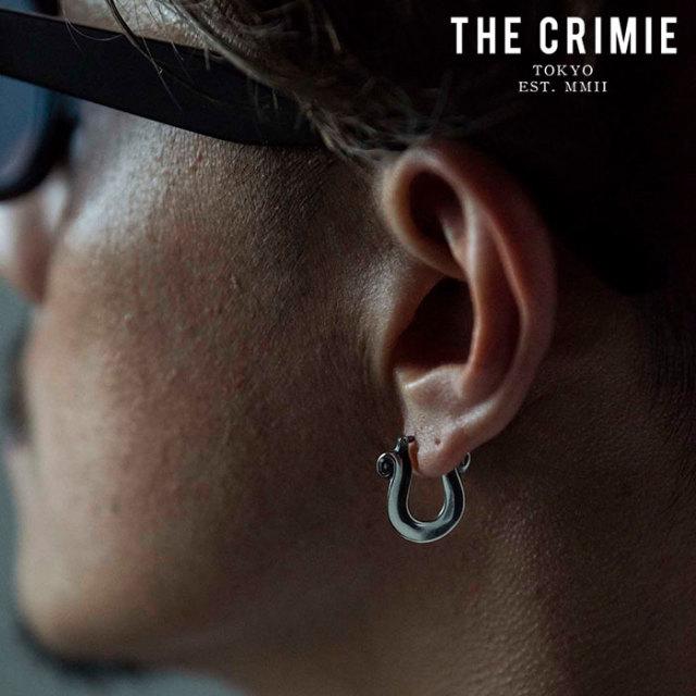 "CRIMIE(クライミー) LETTER RIBBON HORSE SHOE PIERCE 【""THE"" SERIES COLLECTION 先行予約】【定番商品】【キャンセル不可】【CRA"