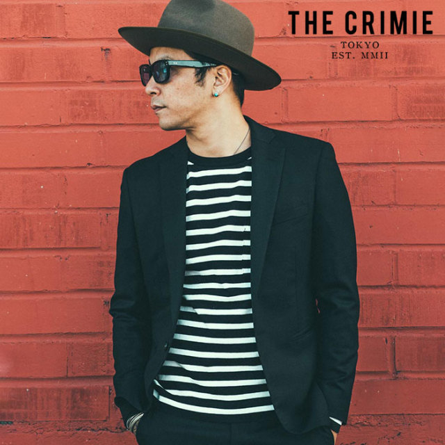 "CRIMIE(クライミー) TAILORED URBAN ALL SUMMER SUIT 【""THE"" SERIES COLLECTION 先行予約】【定番商品】【キャンセル不可】【CRA1"