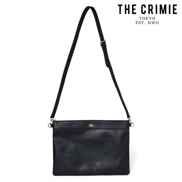 "CRIMIE(クライミー) 2WAY CLUTCH BAG BIG 【""THE"" SERIES COLLECTION 先行予約】【定番商品】【キャンセル不可】【CRA1-WB01-BG03"