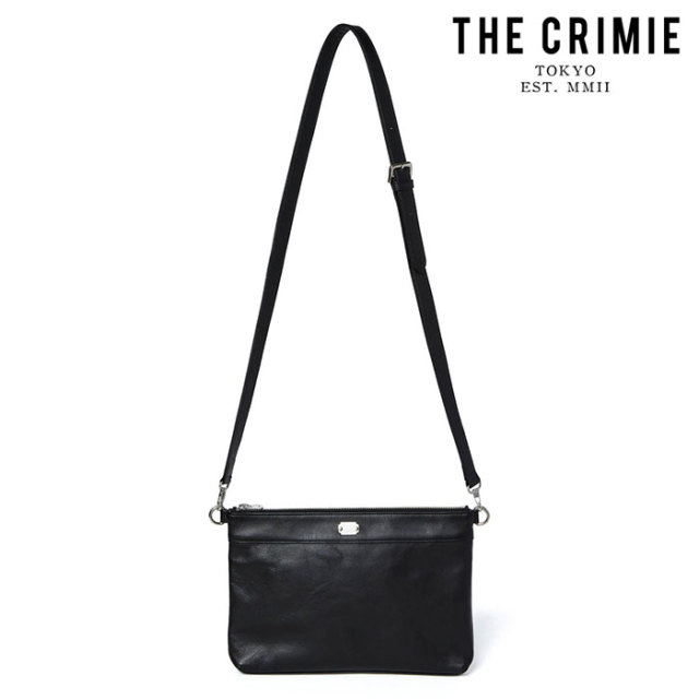 "CRIMIE(クライミー) 2WAY CLUTCH BAG MIDDLE 【""THE"" SERIES COLLECTION 先行予約】【定番商品】【キャンセル不可】【CRA1-WB01-BG"