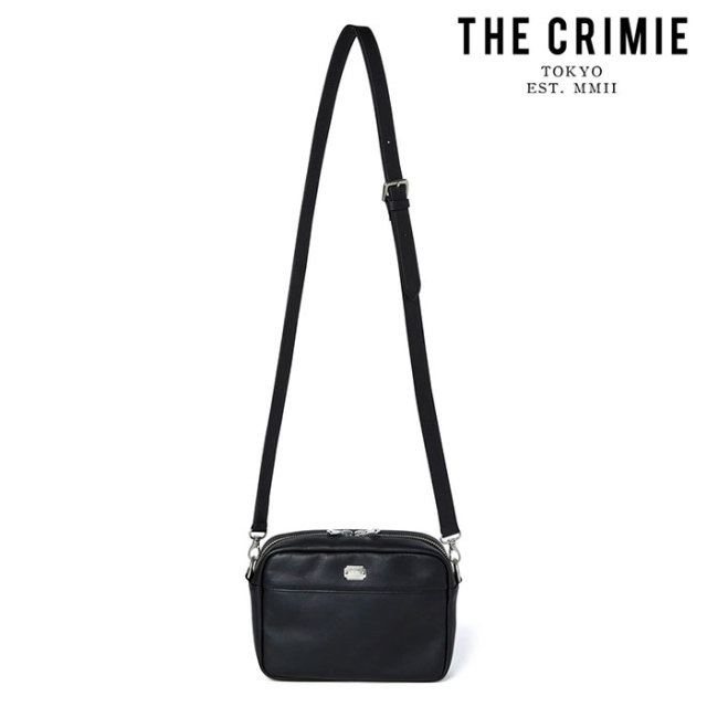"【SALE15%OFF】 CRIMIE(クライミー) SHOULDER BAG 【""THE"" SERIES COLLECTION】【定番商品】【キャンセル不可】【CRA1-WB01-BG05"