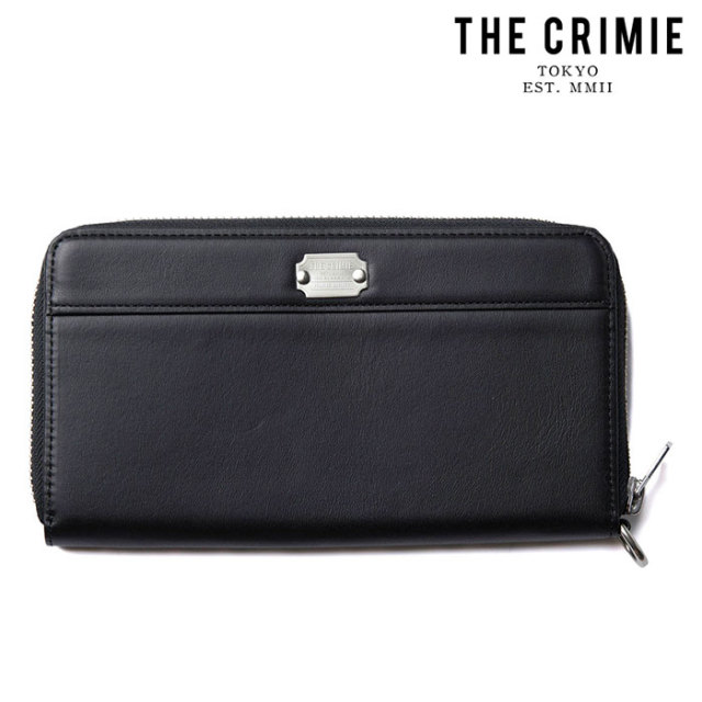 "CRIMIE(クライミー) ZIP LONG WALLET 【ジップロングウォレット】【""THE"" SERIES COLLECTION】【定番商品】【即発送可能】【CRA1-W"