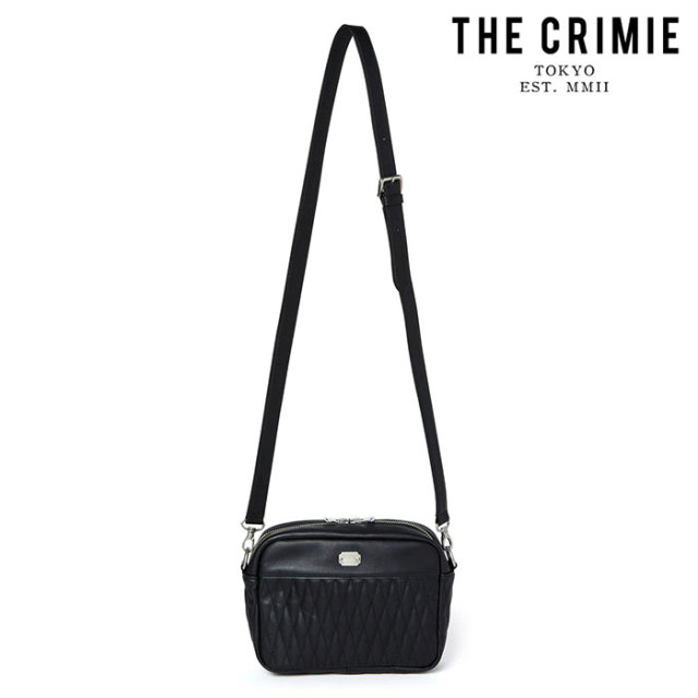 "【SALE15%OFF】 CRIMIE(クライミー) DIAMOND QUILT SHOULDER BAG 【""THE"" SERIES COLLECTION】【定番商品】【キャンセル不可】【C"