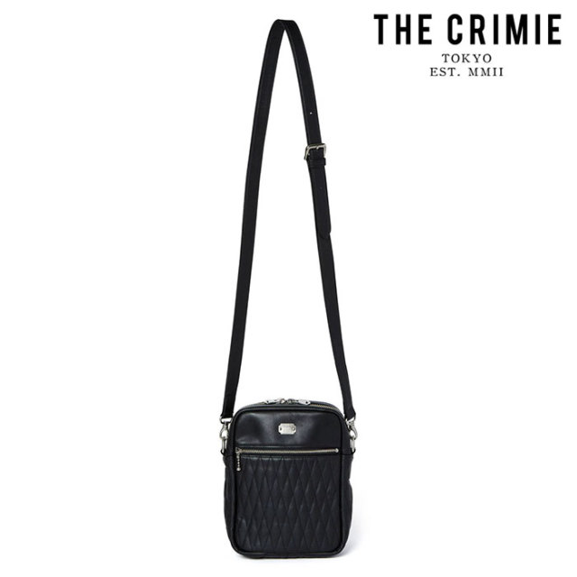 "CRIMIE(クライミー) DIAMOND QUILT SHOULDER BAG 2 【""THE"" SERIES COLLECTION 先行予約】【定番商品】【キャンセル不可】【CRA1-W"