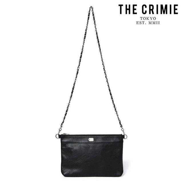 "CRIMIE(クライミー) 2WAY CLUTCH BAG MIDDLE 【""THE"" SERIES COLLECTION 先行予約】【定番商品】【キャンセル不可】【CRA2-WB01-BG"