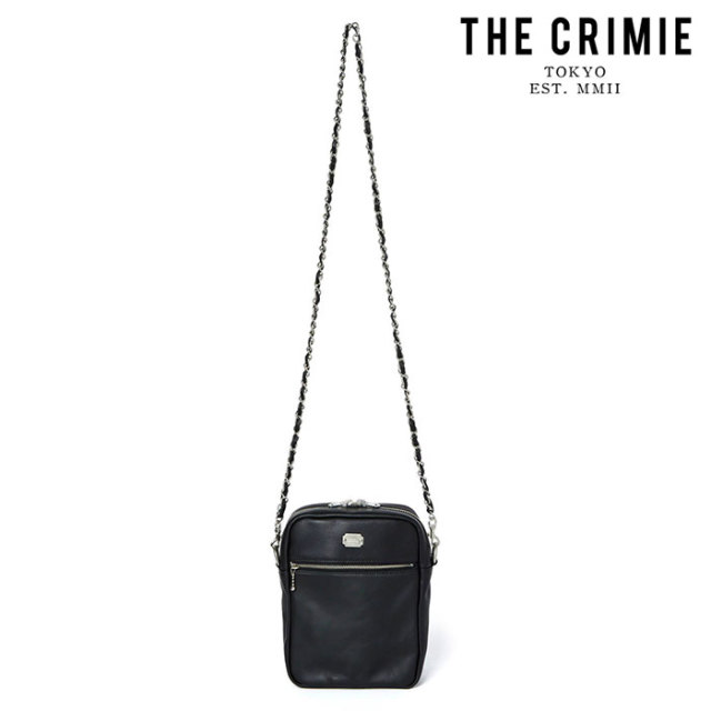 "【SALE15%OFF】 CRIMIE(クライミー) SHOULDER BAG 2 【""THE"" SERIES COLLECTION】【定番商品】【キャンセル不可】【CRA2-WB01-BG0"