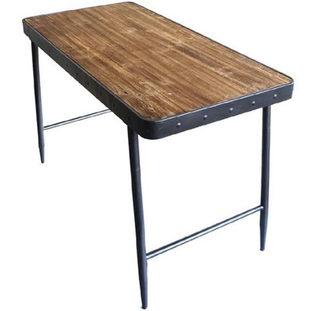 【予約商品】 Wood & Iron Table 【キャンセル不可】【GG18】 【ミリタリー調】【インダストリアル】【テーブル】