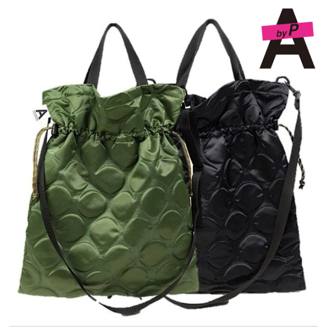 A by P SQUEEZ SHOULDER BAG 【ショルダーバッグ】【キャンセル不可】