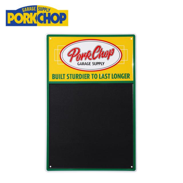 PORKCHOP GARAGE SUPPLY (ポークチョップ ガレージサプライ)  METAL FRAME CHALKBOARD 【看板 サインボード】【チョークボード】【