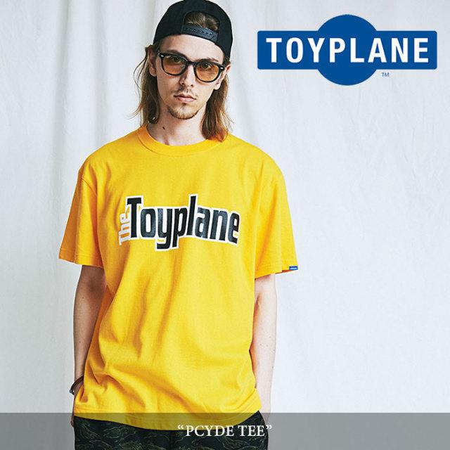 TOYPLANE(トイプレーン) PCYDE TEE 【2018SUMMER/FALL先行予約】 【キャンセル不可】 【TOYPLANE Tシャツ】 【TP18-NTE07】