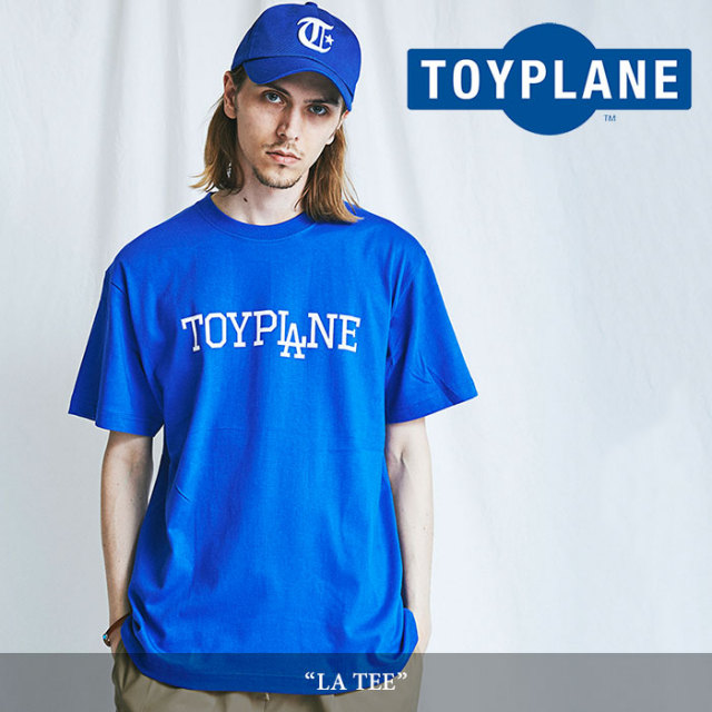 TOYPLANE(トイプレーン) LA TEE 【2018SUMMER/FALL新作】【TP18-NTE08】