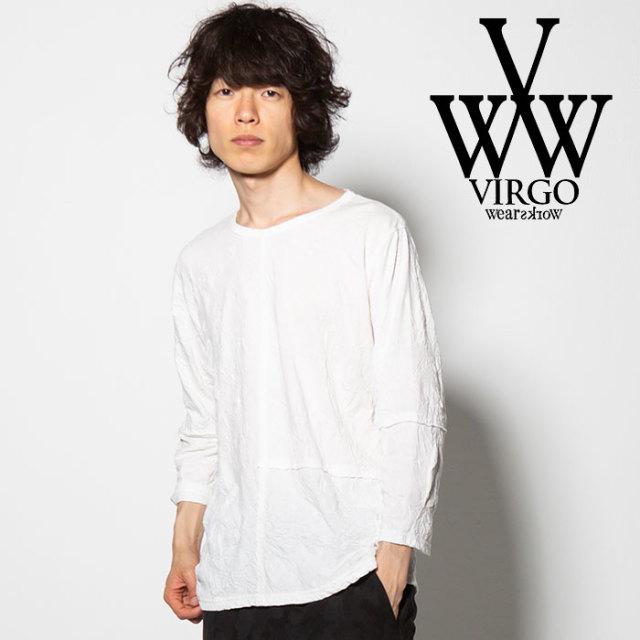 VIRGO(ヴァルゴ) MUDDY STREAM CUT 【2018FALL/WINTER先行予約】 【VG-CUT-375】【キャンセル不可】