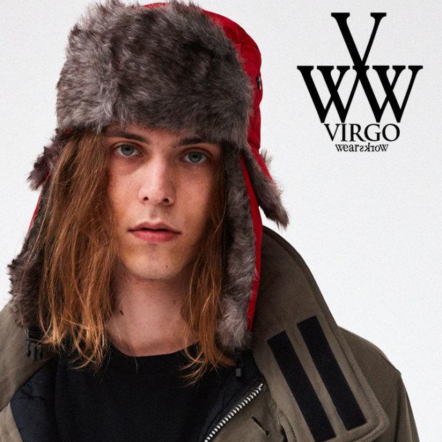 VIRGO(ヴァルゴ) VG BOA FLYING CAP 【2018FALL/WINTER先行予約】 【VG-GD-560】【キャンセル不可】