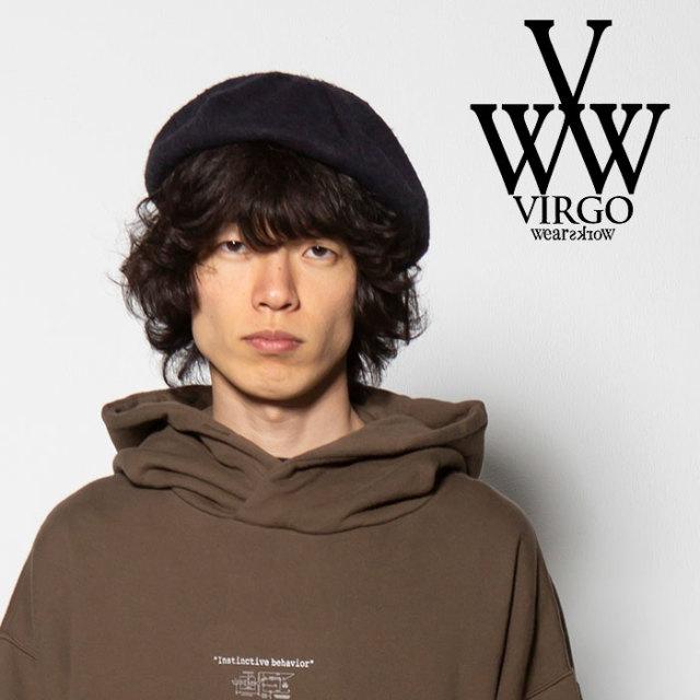 VIRGO(ヴァルゴ) VG BERET 【2018FALL/WINTER新作】【VG-GD-561】