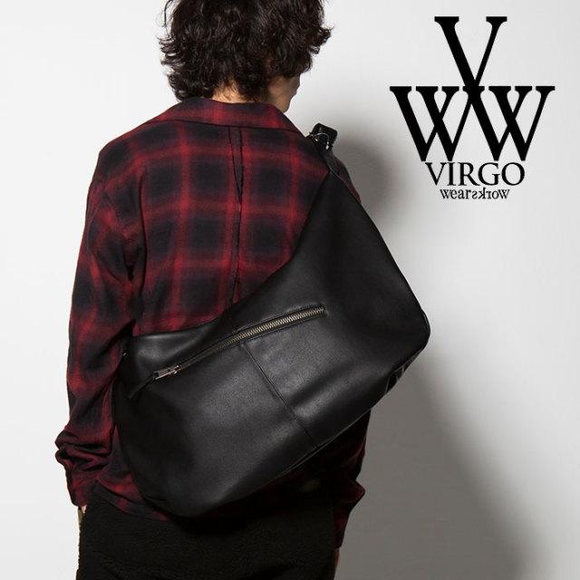VIRGO(ヴァルゴ) NEW MOON SHOULDER BAG 【2018FALL/WINTER先行予約】 【VG-GD-566】【キャンセル不可】