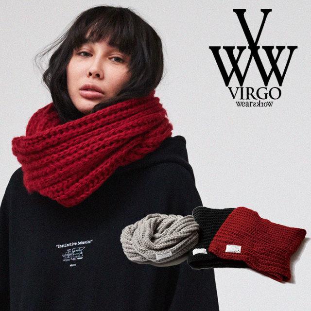 VIRGO(ヴァルゴ) FAT V SNOOD 【2018FALL/WINTER新作】 【VG-GD-569】【スヌード】