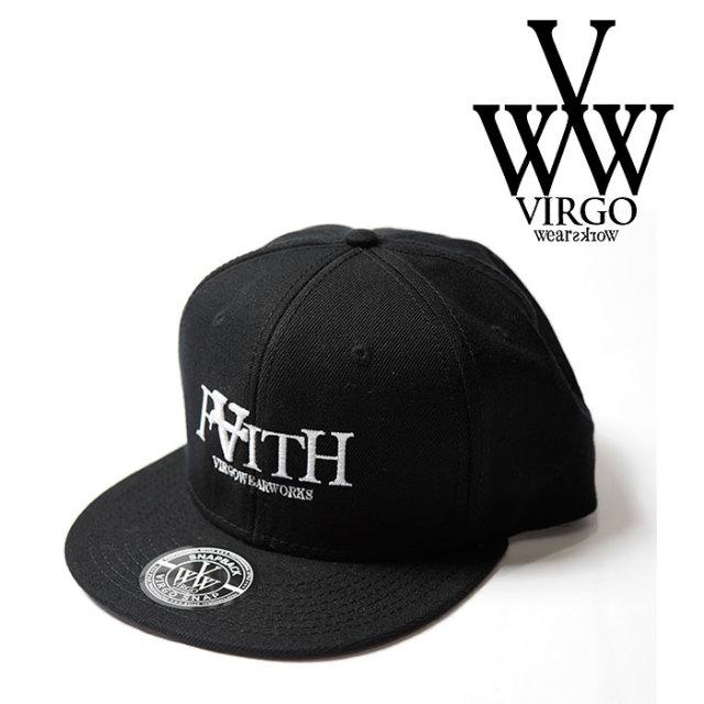 VIRGO(ヴァルゴ) FAITH CAP 【2018FALL/WINTER先行予約】 【VG-GD-573A】【キャンセル不可】