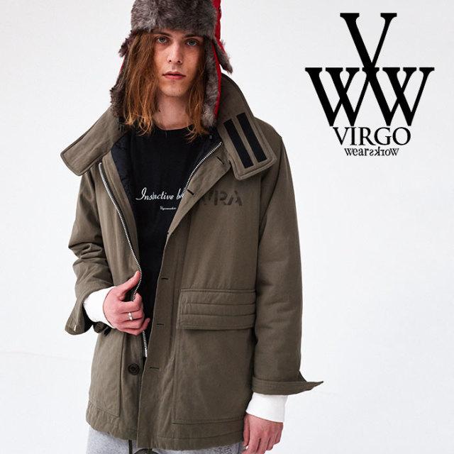 VIRGO(ヴァルゴ) CIRCUIT MIDDLE COAT 【2018FALL/WINTER先行予約】 【VG-JKT-194】【キャンセル不可】