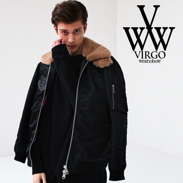 VIRGO(ヴァルゴ) WORKING DAD JKT 【2018FALL/WINTER先行予約】 【VG-JKT-195】【キャンセル不可】