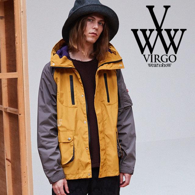 VIRGO ヴァルゴ バルゴ CONVERSION MOUNTAIN PARKA 【2018FALL/WINTER新作】 【VG-JKT-196】【マウンテンパーカー】