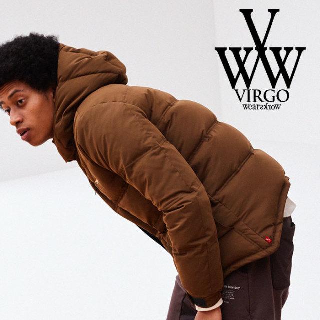 VIRGO(ヴァルゴ) DEFORMED SPECIAL DOWN JKT 【2018FALL/WINTER新作】 【VG-JKT-198】【ダウンジャケット】