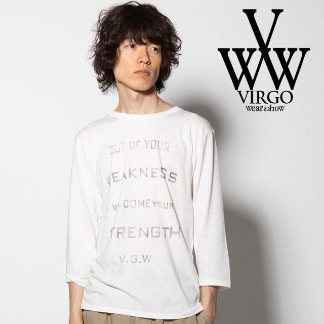 VIRGO(ヴァルゴ) STENCIL 【2018FALL/WINTER先行予約】 【VG-LSPT-54】【キャンセル不可】