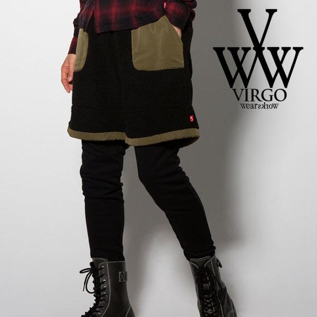 VIRGO(ヴァルゴ) W FACE BOA PANTS 【2018FALL/WINTER先行予約】 【VG-PT-299】【キャンセル不可】
