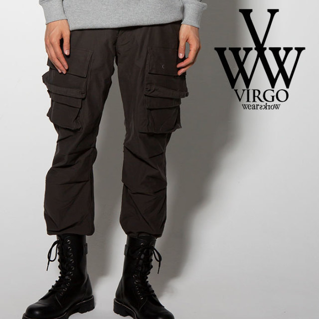 VIRGO(ヴァルゴ) W WING18 【2018FALL/WINTER新作】 【VG-PT-301】【VIRGO パンツ】
