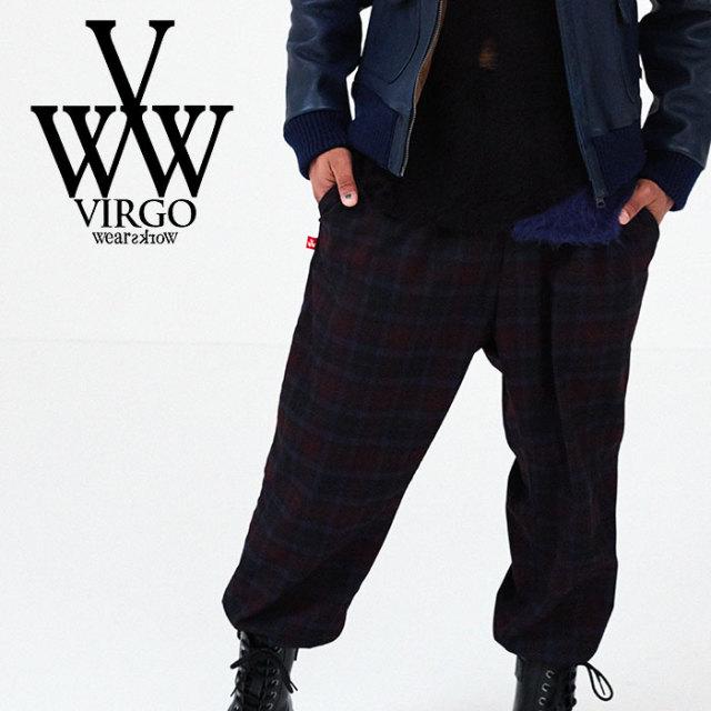 VIRGO(ヴァルゴ) EASY FAT PT 【2018FALL/WINTER先行予約】 【VG-PT-305】【キャンセル不可】