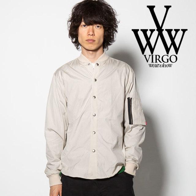 VIRGO(ヴァルゴ) VA-1 SHIRTS 【2018FALL/WINTER先行予約】 【VG-SH-191】【キャンセル不可】