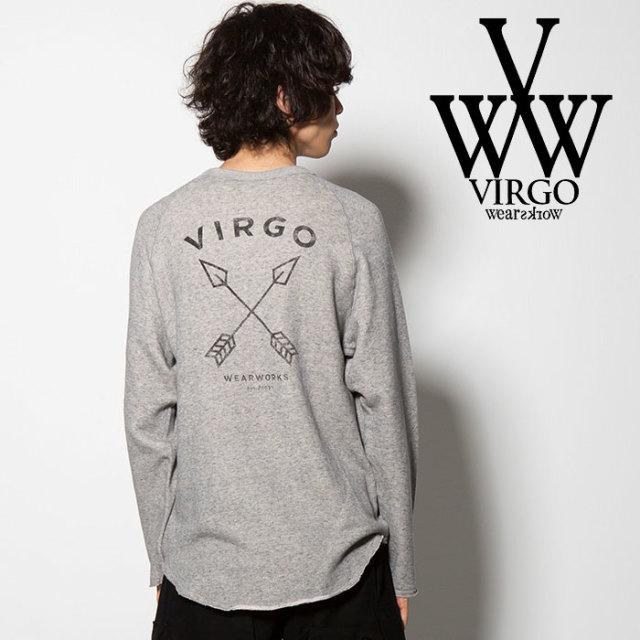 VIRGO(ヴァルゴ) NATIVE OFF 【2018FALL/WINTER先行予約】 【VG-SWT-111】【キャンセル不可】