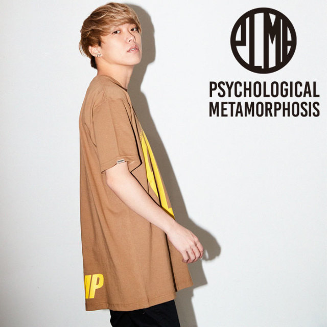 PSYCHOLOGICAL METAMORPHOSIS PLMP HEAVY CIRCLE 【PSYCHOLOGICAL METAMORPHOSIS  3rd collection新作】 【即発送可能】 【PL18-