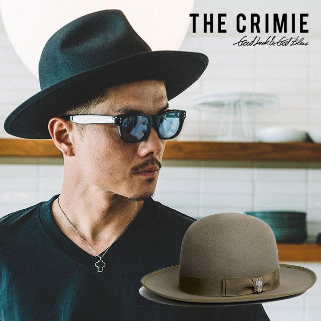 CRIMIE(クライミー) ANTELOPE HAT 【2019SPRING/SUMMER先行予約】 【キャンセル不可】【C1K1-CXHT-AH01】【ハット】
