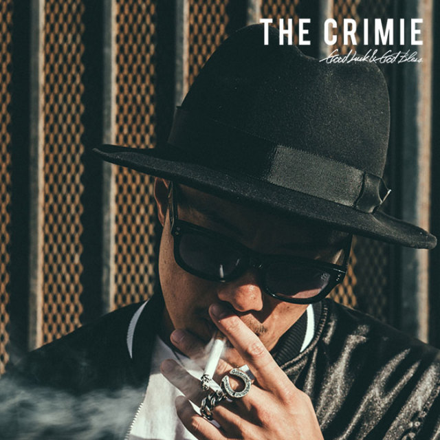CRIMIE(クライミー) ROLLING HAT 【2019SPRING/SUMMER先行予約】 【キャンセル不可】【C1K1-CXHT-RH01】【ハット】